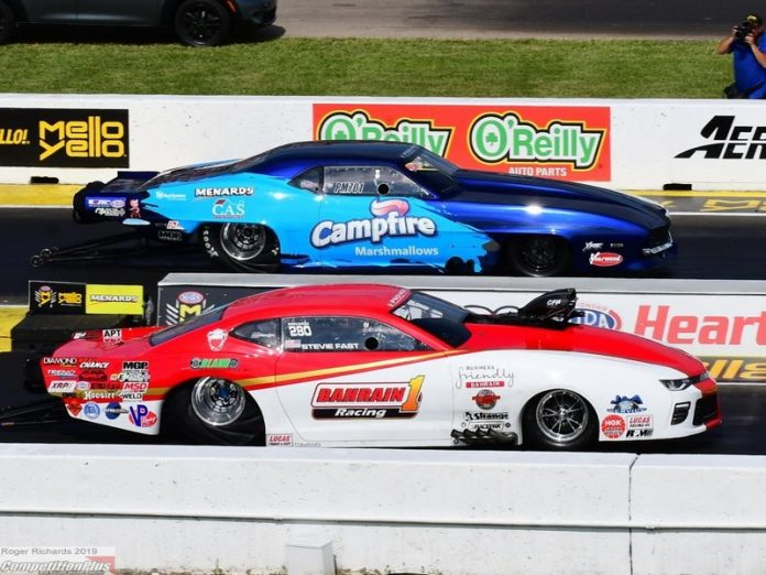 NHRA HANDS DOWN PARITY ADJUSTMENTS FOR PRO MOD