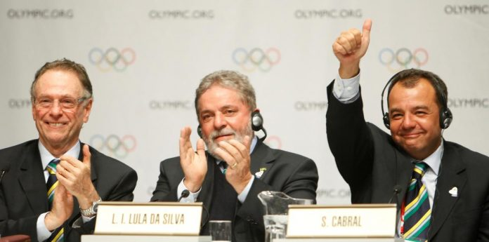Former Rio de Janeiro governor tells judge he paid $2 million bribe to host 2016 Olympics