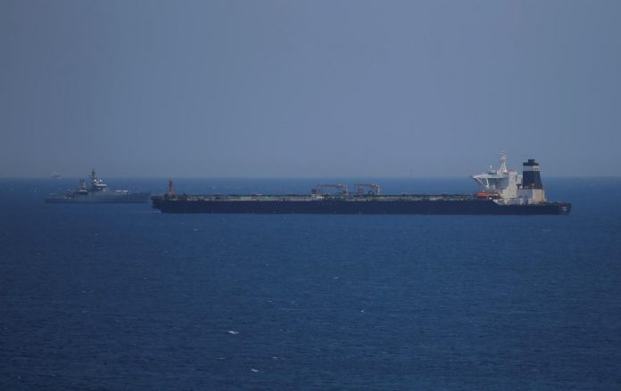 Tehran fumes as Britain seizes Iranian oil tanker over Syria sanctions