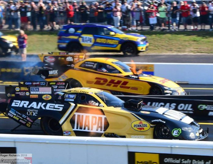 NHRA BRINGS BACK QUALIFYING WIN LIGHTS