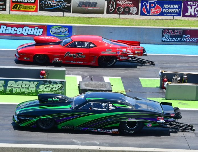 Strickland, Harris, Boone Win Rain-Delayed PDRA Summer Nationals