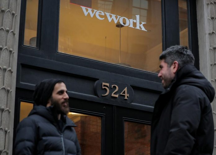 WeWork looking to raise up to $4 billion in debt ahead of IPO: source