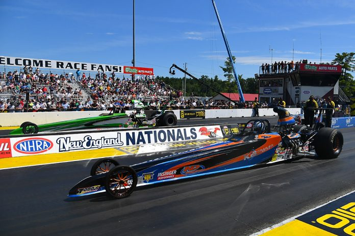 SPORTSMAN RESULTS FROM 2019 NHRA NEW ENGLAND NATIONALS