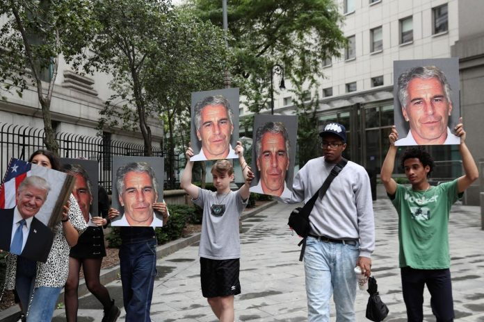 Financier Epstein pleads not guilty to U.S. sex trafficking charges involving girls