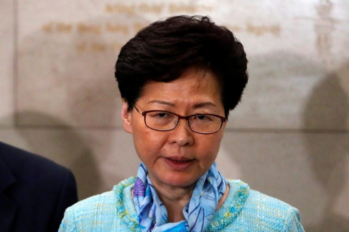 Hong Kong leader says extradition bill is dead after mass protests
