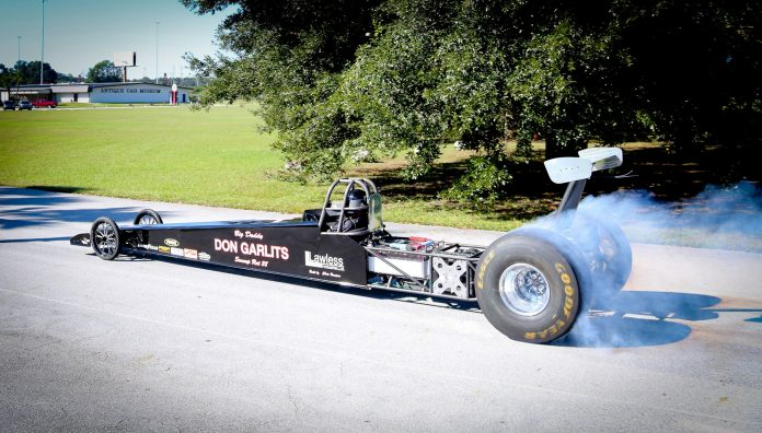 Don Garlits to Attempt World Speed Record at Palm Beach Int'l