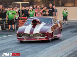 The King Of Columbus At National Trail Raceway