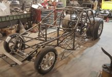 Building Your Own Chassis With S&W Race Cars