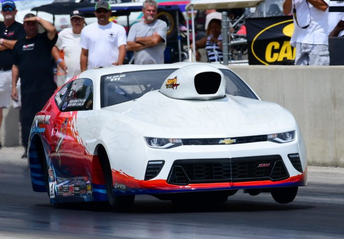 FRANKLIN, THORNE PACE PDRA NORTHERN NATS QUALIFYING