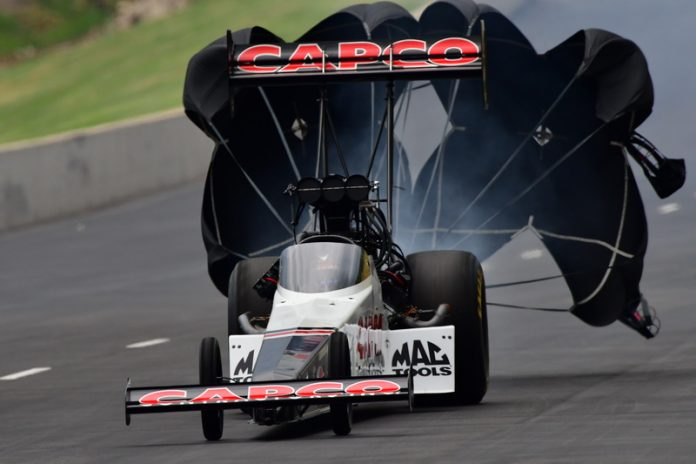 TORRENCE, HIGHT, FREEMAN AND M. SMITH SECURE NO. 1 SPOTS AT DODGE MILE-HIGH NHRA NATIONALS