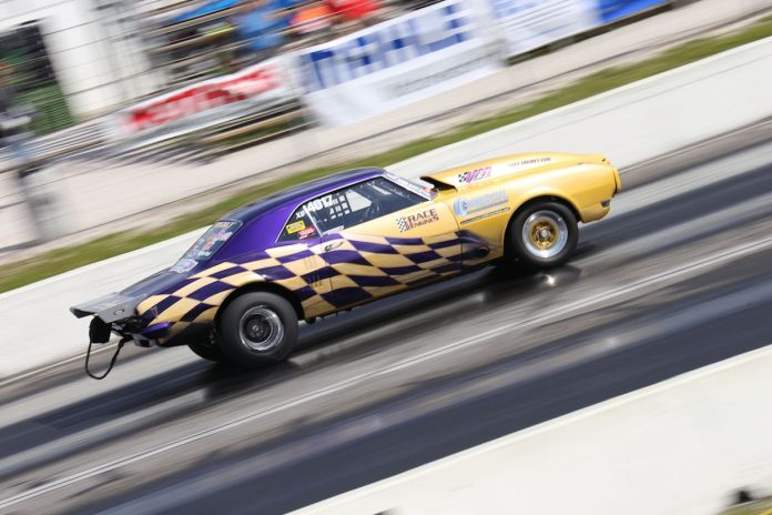 Tony Orts Hopes to Keep Xtreme Street Lead at NMRA/NMCA Super Bowl