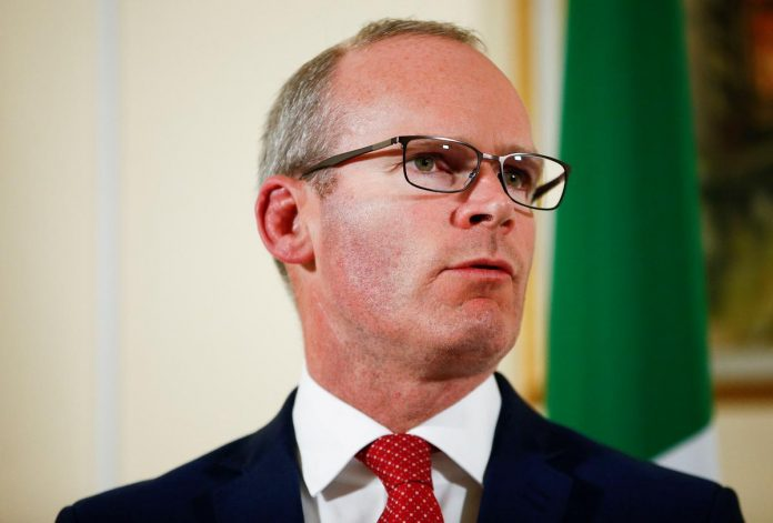 Irish foreign minister promises to work constructively with PM Johnson