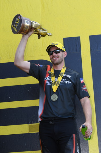 HINES GETS FIFTH CAREER PSM WIN AT MILE HIGH NATIONALS