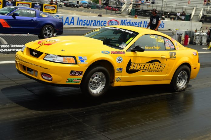 Roxanne Shepard Sets Sights On A Win At The NMRA/NMCA Super Bowl