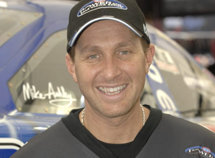 Former NHRA Champion Mike Ashley Sentenced In Bank Fraud Case
