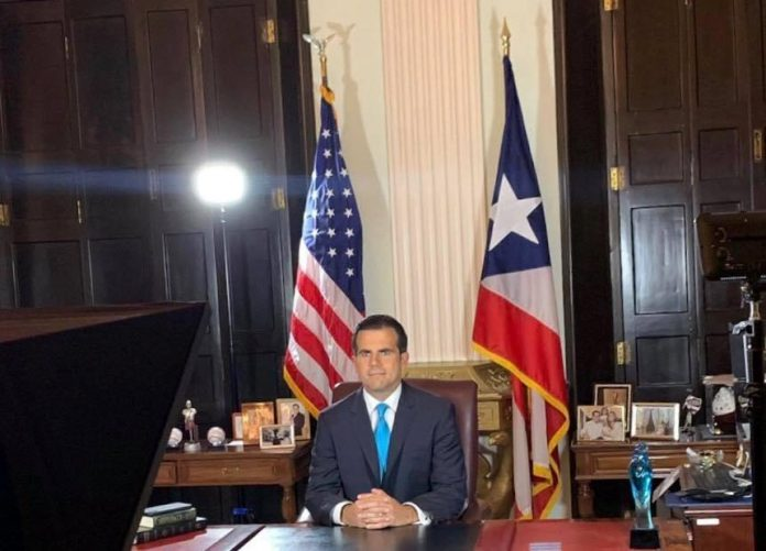 Puerto Rico governor resigns after weeks of mass protests