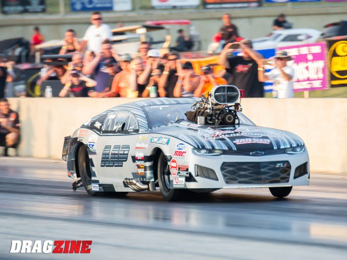Mike Janis Reveals New ZL1 Camaro Pro Mod