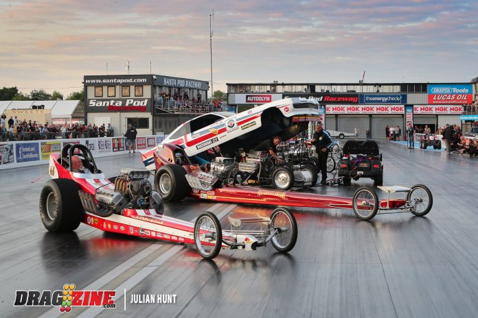 The 2019 Edition Of Dragstalgia From Santa Pod Raceway