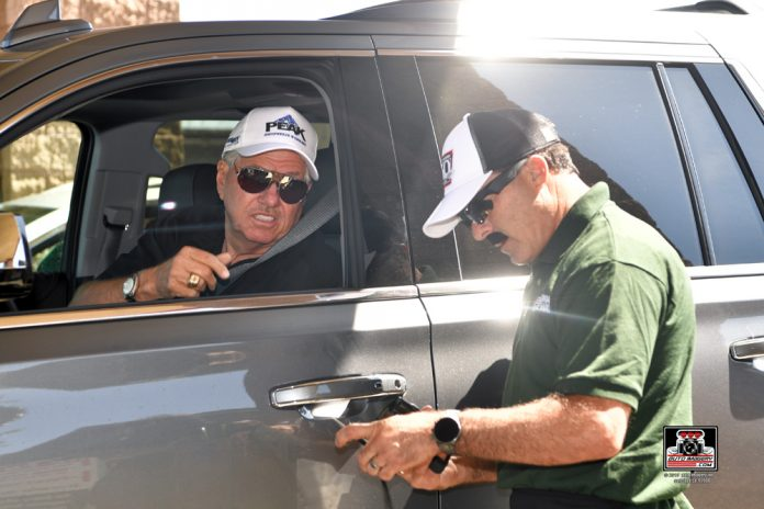 A WEEK ONLY JOHN FORCE COULD HAVE