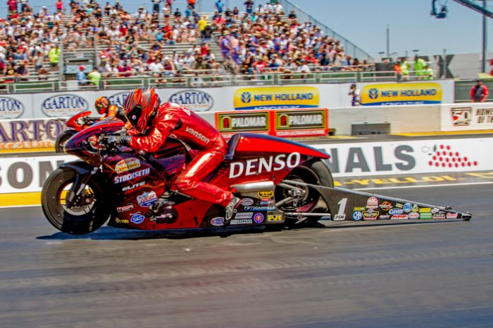 MATT SMITH TOPS QUALIFIED PSM FIELD AT SONOMA NATIONALS