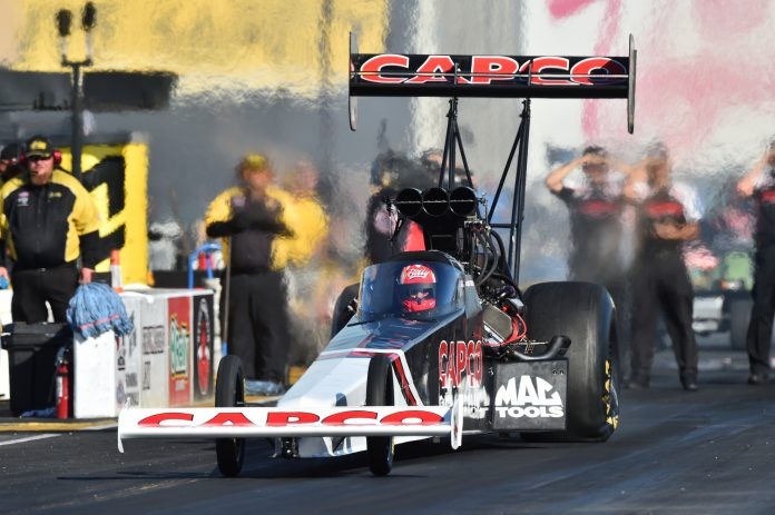 Hight, B. Torrence, Anderson And Hines Win At NHRA Sonoma Nationals