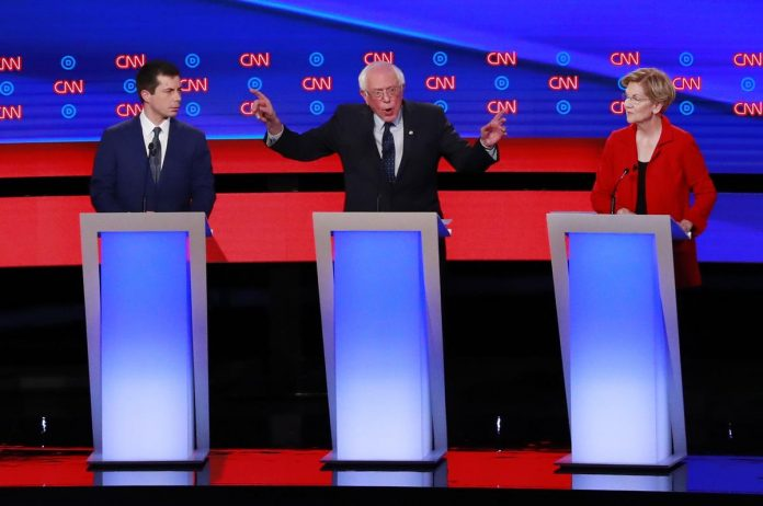 Moderates take the offensive as 2020 Democratic debates enter second round