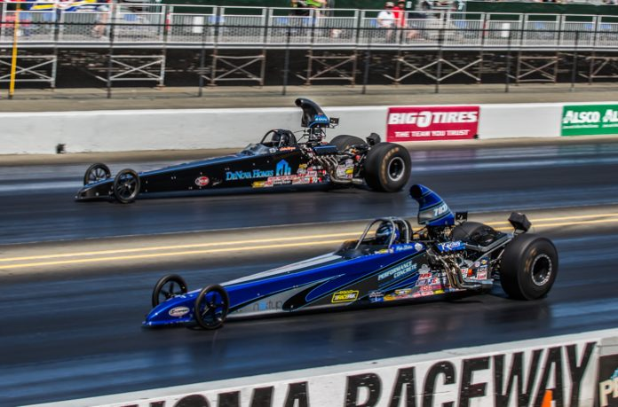 SPORTSMAN RESULTS FROM 2019 NHRA SONOMA NATIONALS
