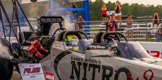 DIXON STILL OFFERING RIDES IN TWO-SEATER, WORKING WITH B.R.A.K.E.S.