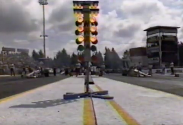 The NHRA's Return To Seattle In 1988