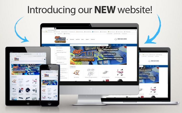 S&W Race Cars Launches Newly Revamped Website
