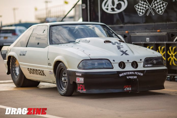Outlaw Armageddon 5 No-Prep Coverage From Thunder Valley Raceway