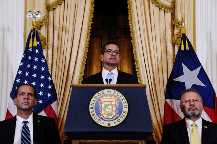 Puerto Rico has new governor, but his stay may be short