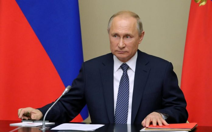 Putin to Washington: We'll develop new nuclear missiles if you do