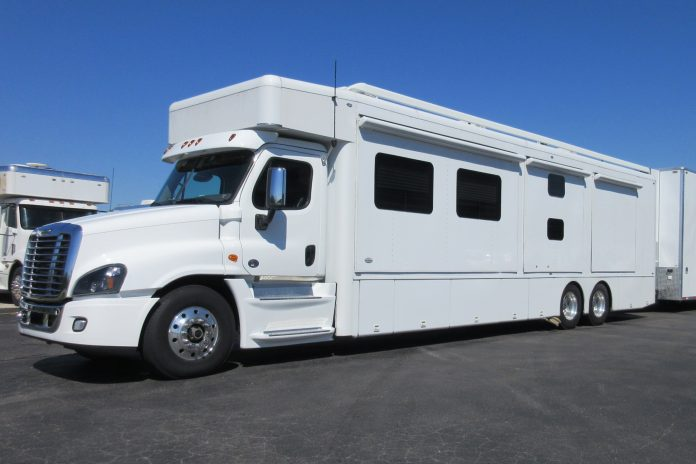 NRC Bunkhouse Motorhome from Flying A Motorsports