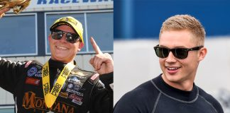 Prock's Victory Energizes Already-Fun Tale Of Two Top Fuel Rookies