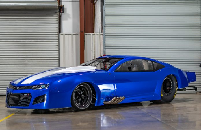 Randy Weatherford To Debut New PLR/ProCharger Camaro In Pro Boost