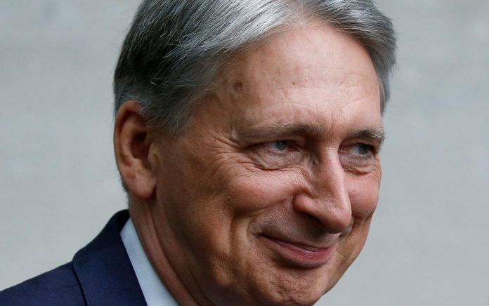 No-deal Brexit will be stopped, former finance minister Hammond says