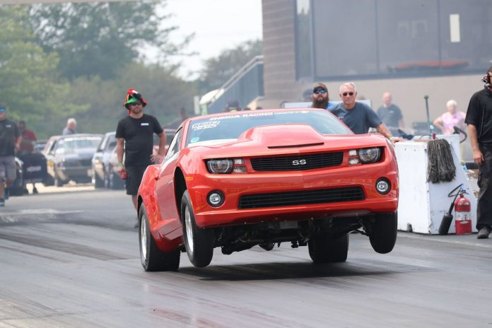Haley Burkhammer Hopes to Back Up Win at NMCA Norwalk Event