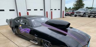 FIRST LOOK - JIMMY SACKUVICH'S NEW PRO NITROUS ENTRY
