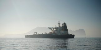 Court documents show U.S. seeks seizure of Iranian tanker violating sanctions