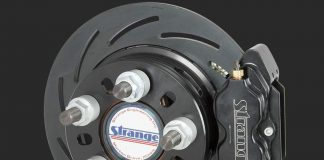 Save Weight With Strange Engineering's 15-Inch Brake Conversion Kits