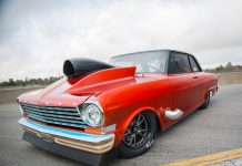 Brian Hennessy's Nitrous-Fed 1963 Chevy II