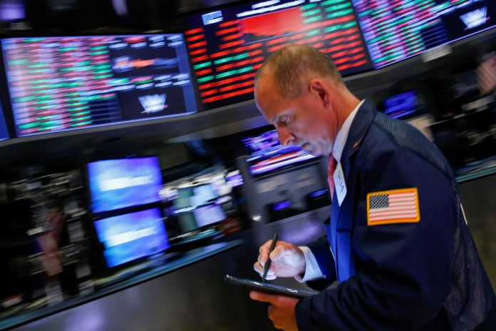 Wall Street opens higher on strong retail earnings