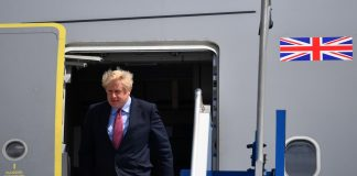 UK PM Johnson to tell Trump to de-escalate trade tensions