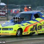 FUNNY CAR CHAOS LANDS SPONSOR FOR CHAMPIONSHIP FINALS