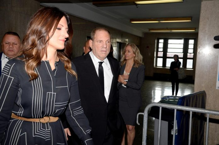 Film producer Harvey Weinstein pleads not guilty to new indictment