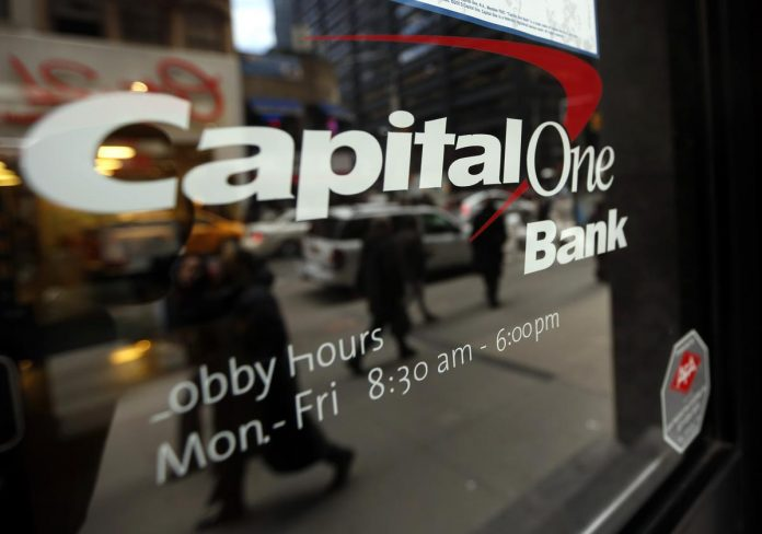 U.S. jury indicts suspected Capital One hacker on wire fraud, data theft charges