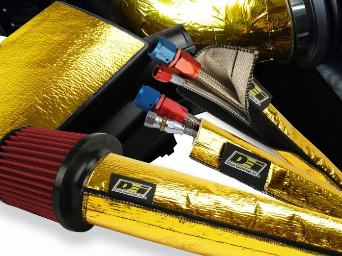 DEI Releases GOLD Line Of Heat Protection Products