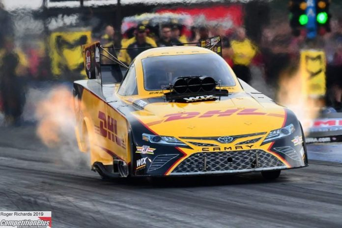 APPLIED IMAGING RETURNS WITH KALITTA IN INDY