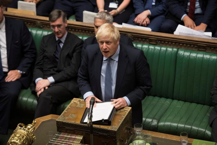 British PM Johnson's own brother quits on eve of Brexit election campaign